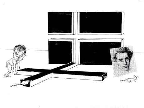 illustrasjon, Morgenbladet 1998